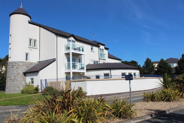 Thumbnail Flat for sale in Deganwy Marina, Deganwy