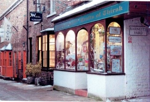 Thumbnail Commercial property for sale in Market Place, Thirsk