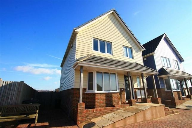 Thumbnail Detached house for sale in Amsterdam Way, St. Leonards-On-Sea