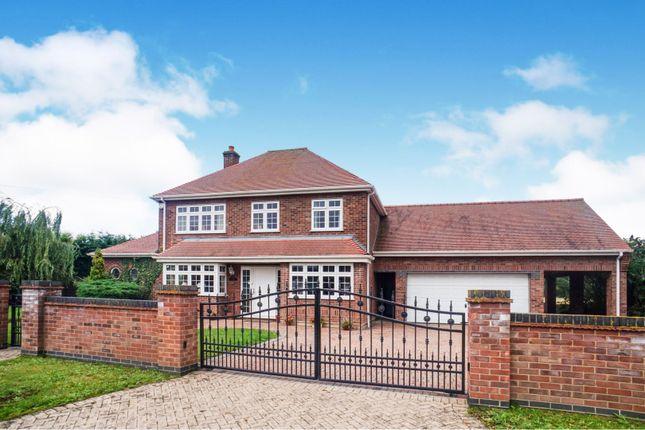 4 bed detached house for sale in Kettlethorpe Road, Fenton LN1