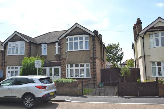 Thumbnail Semi-detached house for sale in Harlington Road West, Feltham