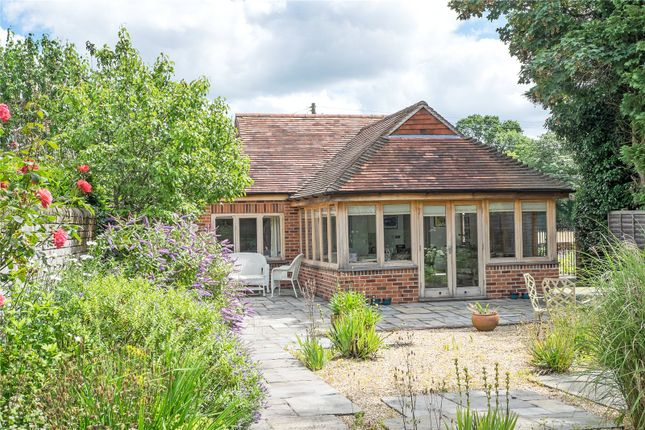 Thumbnail Detached bungalow for sale in The Common, Dunsfold, Godalming, Surrey
