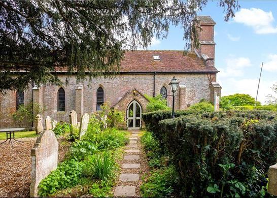 Thumbnail Detached house for sale in Mockbeggar Lane, Ringwood, Hampshire