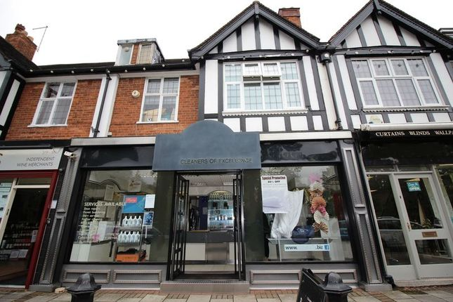 Thumbnail Commercial property for sale in Warwick Road, Solihull