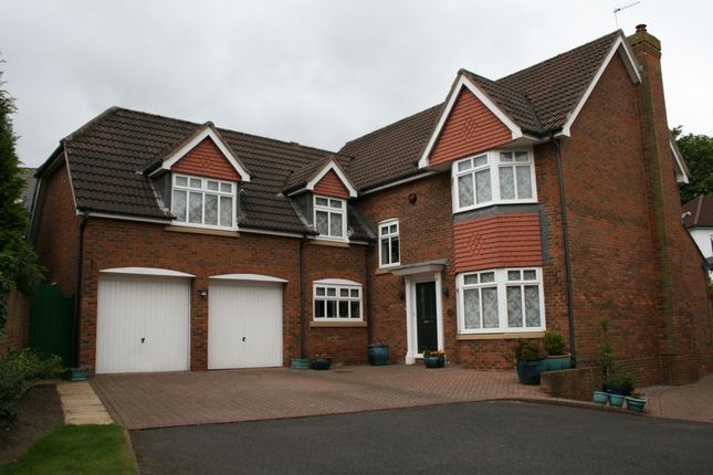 Thumbnail Detached house for sale in Hillside Drive, Woolton