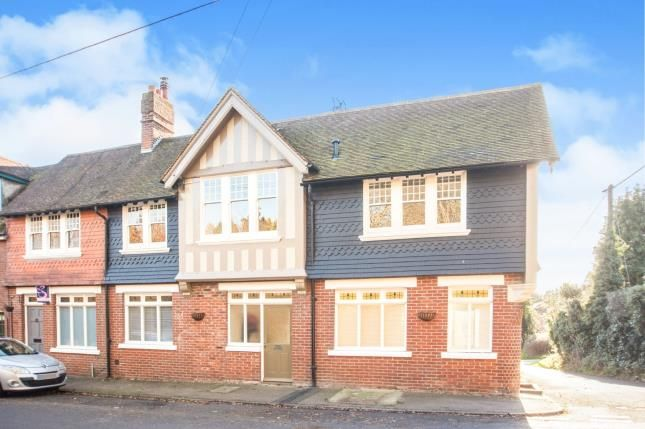 Thumbnail End terrace house for sale in Upper Harbledown, Canterbury, Kent, England