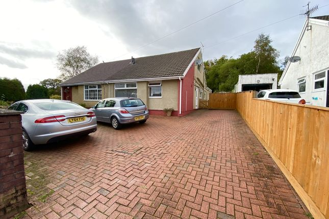 Thumbnail Semi-detached bungalow for sale in Bryn Onnen, Penderyn, Aberdare, Mid Glamorgan