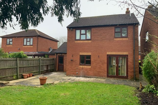 Thumbnail Link-detached house to rent in Broxbourne Close, Giffard Park, Milton Keynes