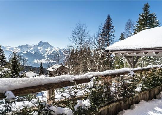 Detached house for sale in Villars-Sur-Ollon, Ollon, Switzerland