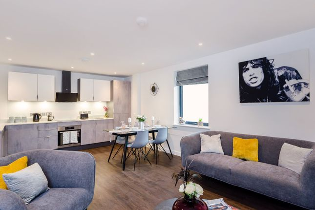 Thumbnail Flat for sale in Redeness Street, York