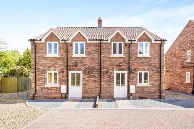 Thumbnail Semi-detached house for sale in Sycamore Crescent, 91 High Street, Chatteris