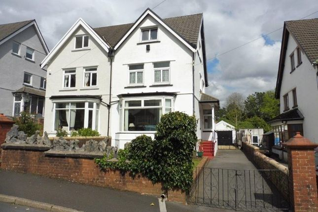 Thumbnail Semi-detached house for sale in West Grove, Merthyr Tydfil