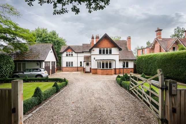 Thumbnail Detached house for sale in Shinfield Road, Shinfield, Reading