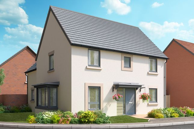 """Thumbnail Detached house for sale in """"The Lancaster"""" at Cautley Drive, Killinghall, Harrogate"""