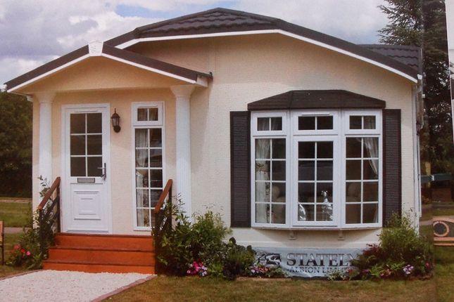 Thumbnail Detached bungalow for sale in Wyldecrest Westover Park, West Street, Whitland, Carmarthenshire.