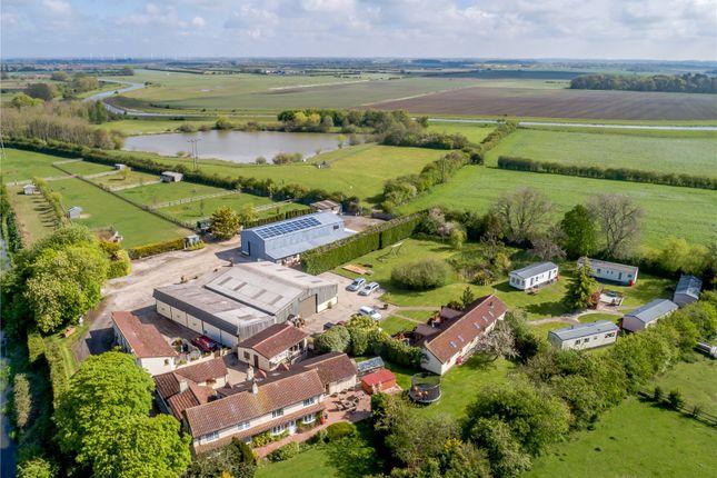 Thumbnail Land for sale in Barmston Farm, Barmston Lane, Woodmansey, Beverley