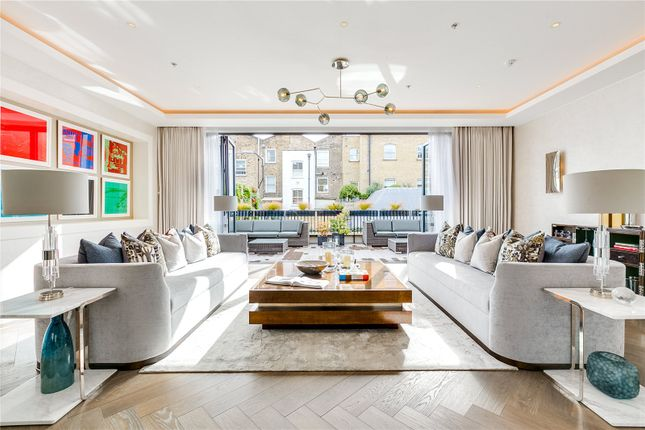 Thumbnail Terraced house for sale in Lonsdale Road, Notting Hill, London