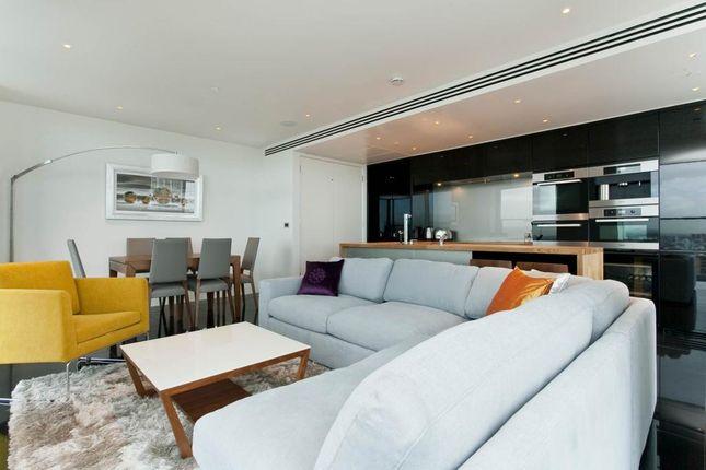 Thumbnail Flat to rent in The Heron, 5 Moor Lane, London