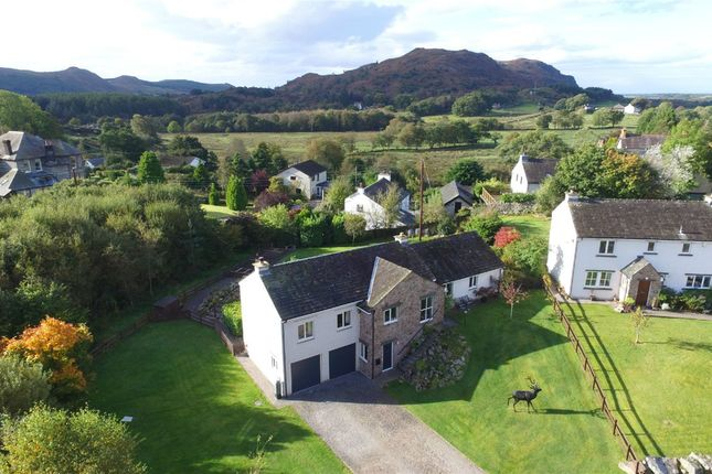 Thumbnail Detached house for sale in 1 Gatesyde Place, Eskdale, Holmrook, Cumbria
