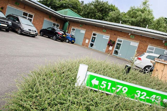 Thumbnail Warehouse to let in Basepoint Romsey, Romsey