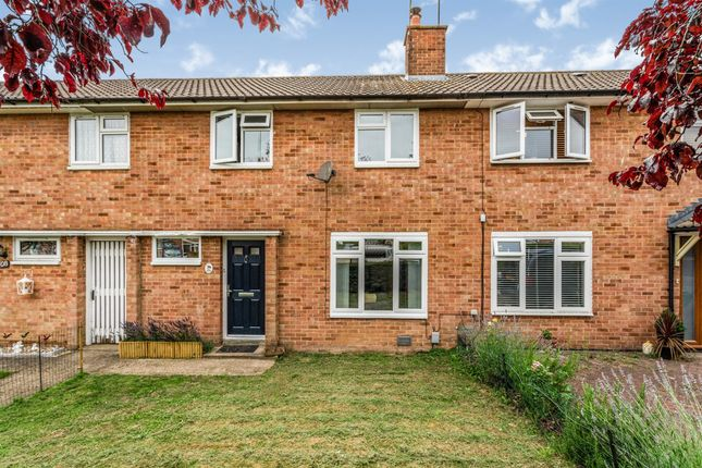 Thumbnail Terraced house for sale in Sloansway, Welwyn Garden City
