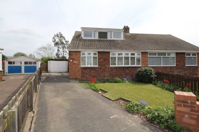 Thumbnail Bungalow for sale in Balmoral Terrace, East Herrington, Sunderland