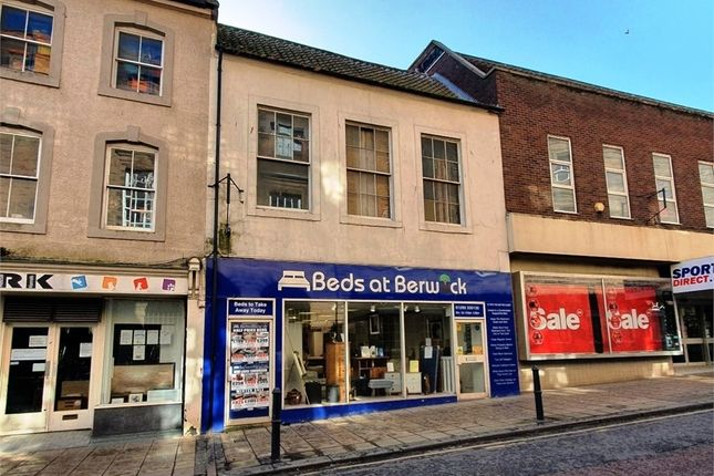 Thumbnail Commercial property for sale in Marygate, Berwick-Upon-Tweed, Northumberland
