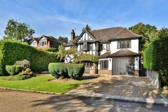 Thumbnail Detached house for sale in Ninhams Wood, Keston Park, Kent