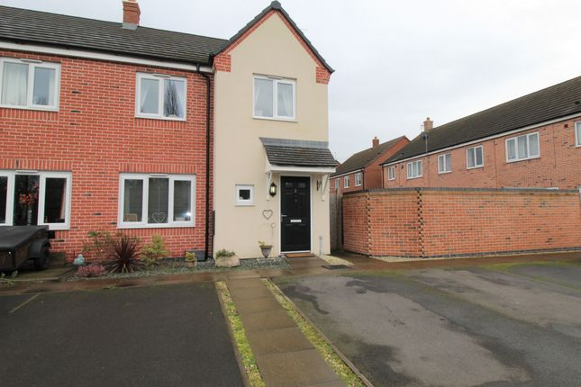 Bannisters Court, Rugeley WS15