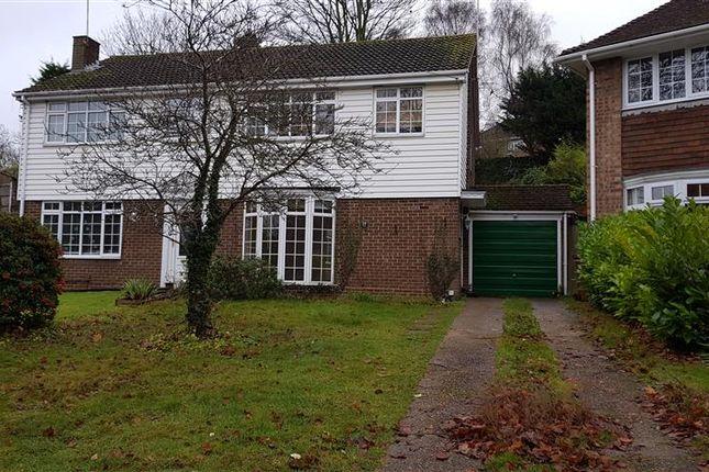 Thumbnail Semi-detached house to rent in Harvester Close, Rainham