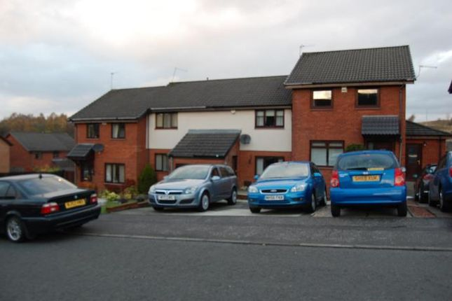 Thumbnail Terraced house to rent in Linburn Road, Erskine