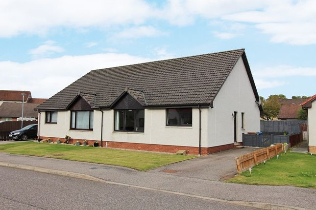 Thumbnail Semi-detached bungalow for sale in 62 Castle Heather Crescent, Castle Heather, Inverness