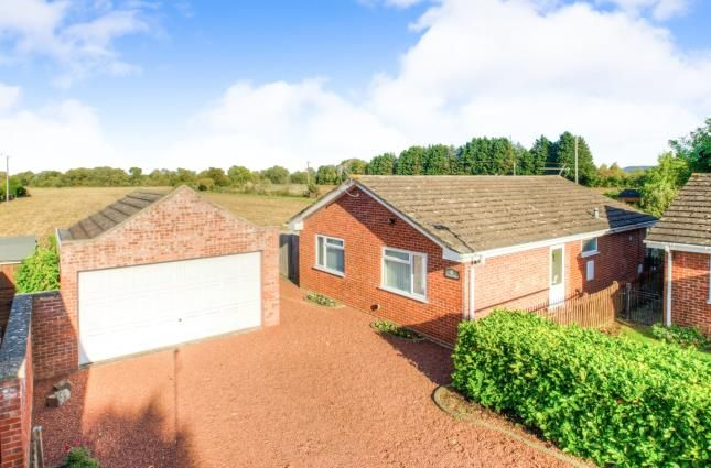 Thumbnail Bungalow for sale in Orchard Close, Bretforton, Evesham, Worcestershire