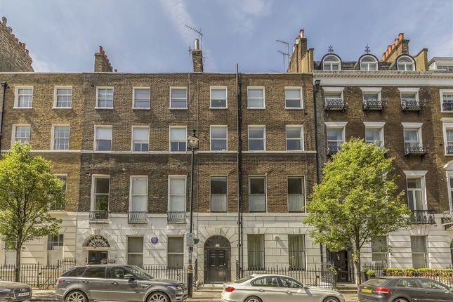 Thumbnail Flat for sale in Upper Wimpole Street, London