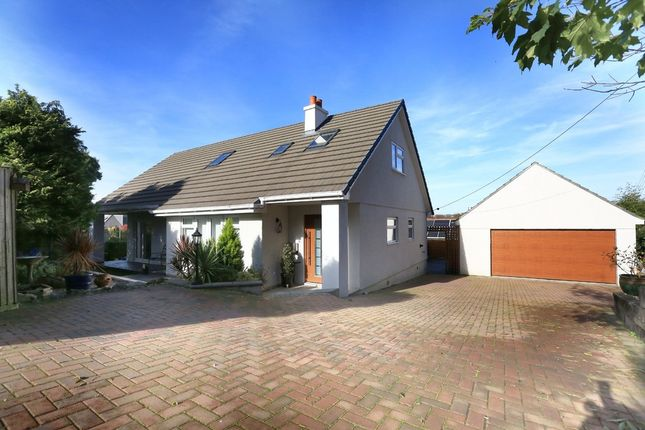 Thumbnail Detached house for sale in Blackberry Lane, Plymstock, Plymouth