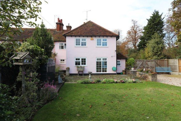 Thumbnail Semi-detached house to rent in Priory Lodge, Chelmsford