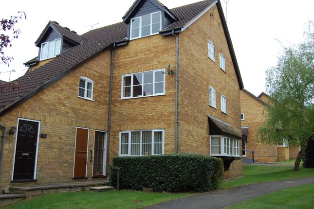 Thumbnail Maisonette for sale in Wadnall Way, Knebworth