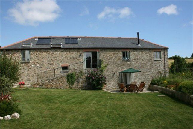 Thumbnail Detached house to rent in Feock, Truro