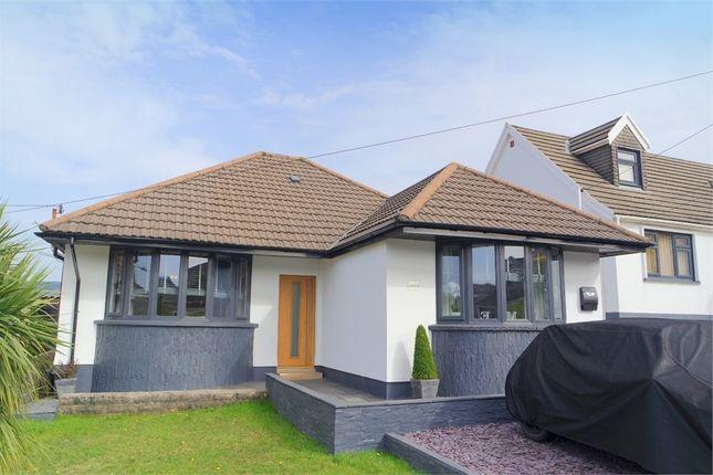 Thumbnail Detached bungalow for sale in Alma Road, Maesteg, Mid Glamorgan