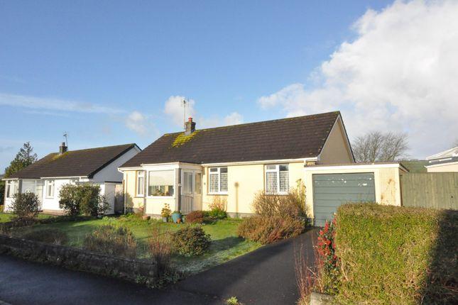 Thumbnail Detached bungalow for sale in Clobells, South Brent, Devon