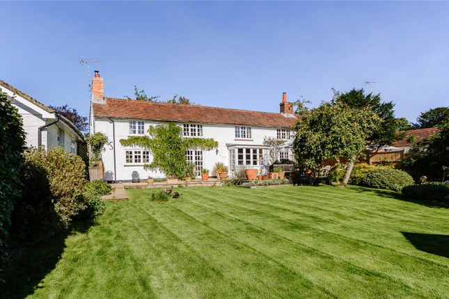 Thumbnail Semi-detached house for sale in St. Martins Row, Church Street, Upton Grey, Basingstoke