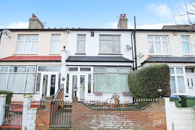 Thumbnail Terraced house for sale in Blithdale Road, Abbey Wood