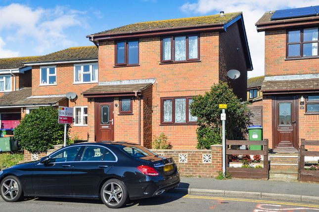 Thumbnail Detached house for sale in Kirby Drive, Telscombe Cliffs, Peacehaven