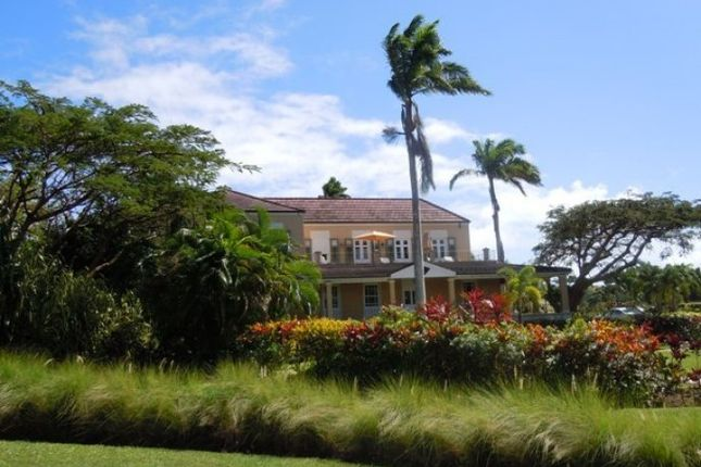 Thumbnail Villa for sale in Mangrove Plantation, St. Peter, Barbados, St. Peter