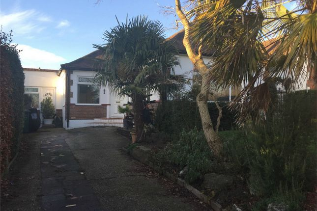Thumbnail Detached bungalow for sale in Page Street, London