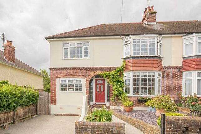 Thumbnail Semi-detached house for sale in Doric Avenue, Southborough, Tunbridge Wells