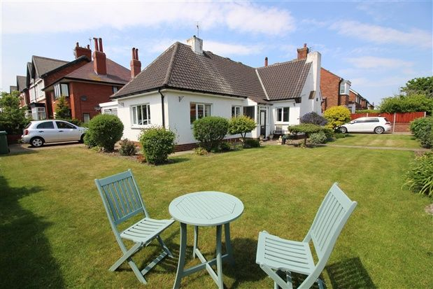 Thumbnail Bungalow for sale in Dorset Road, Lytham St. Annes