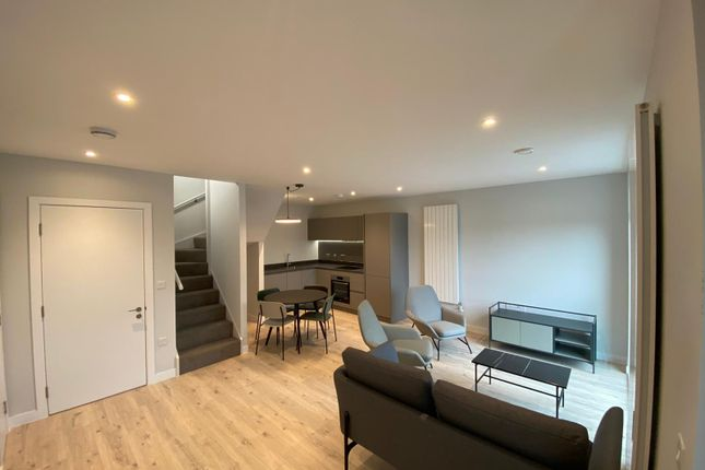 Thumbnail Town house to rent in Wickford Way, Blackhorse Mills, Walthamstow, London