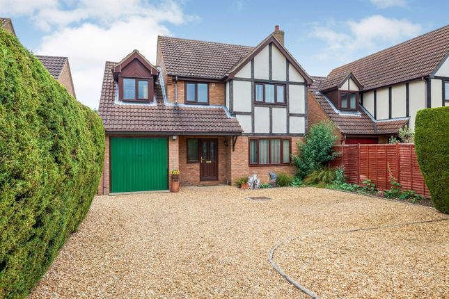Thumbnail Detached house for sale in Ugg Mere Court Road, Ramsey Heights, Huntingdon