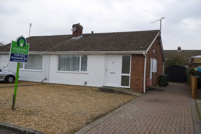 Thumbnail Bungalow for sale in Fontwell Avenue, Cambridge